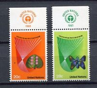 19167A) UNITED NATIONS (New York) 1982 MNH** Nature + lab.