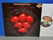 V.A. The Red Bird Era Shangri-La's Hit Factory Ad Libs Sid barnes Vinyl LP clean