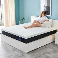 10 Inch Queen Size Memory Foam Mattress More Breathable Bed Comfortable Mattress