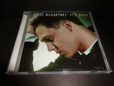 IT'S OVER by JESSE McCARTNEY-Rare Collectible Promotional single CD--2 versions