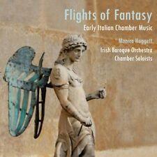 Monica Huggett - Flights of Fantasy: Early Italian Chamber Music [New CD]