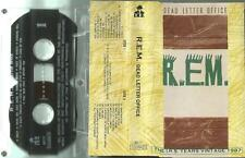 B MC CASSETTA R.E.M Dead Letter Office the IRS YEARS VINTAGE 1987/Crazy