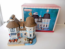 LEMAX LIGHTED BAY VIEW COTTAGE #45690  NEW IN BOX DEPT 56 COMPATIBLE