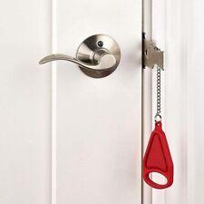 Creative Portable Home Door Locks Self-defence Anti-theft Compatible Addalock