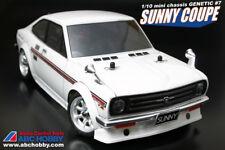 ABC-Hobby 66043 1/10m Nissan Sunny Coupe B110 1970