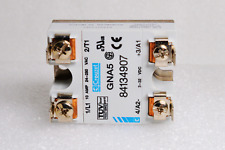 Crouzet 84134907 GNA5 Solid State Relay 10A 24-280VAC 3-32VDC