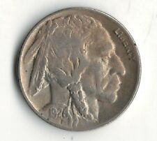 1926 D BUFFALO NICKEL