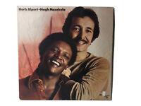 Herb Alpert/Hugh Masekela- Self Titled S/T, 1978 Jazz LP, Promotional Copy VG+