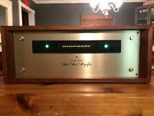 Marantz Model Fifteen 15 Power Amplifier Original Case Outstanding Condition