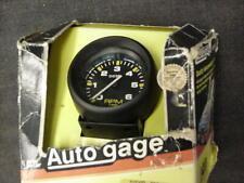 New Autometer 2308 Diesel Tach Tachometer 2 58 Mini 0 6k Rpm Dodge Chevy Ford