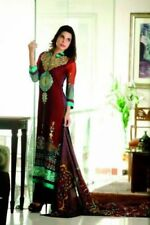 Pakistani Fashion Party Dresses for Women with Embroidered