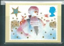 Elizabeth II (1952-Now) Seasonal, Christmas Decimal Great Britain PHQ Cards