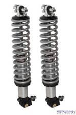 Rear Coil Over Kit | Qa1 18 Way Single Adjustable Shocks & 150# Springs