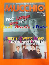 Rivista MUCCHIO SELVAGGIO 367/1999 Mark Lanegan Gorky's Zygotic Mynci No cd