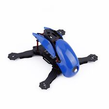 YKS DIY Robotcat Pure Carbon Fiber Mini 270 Quadcopter Frame Kit w/ Hood Cover
