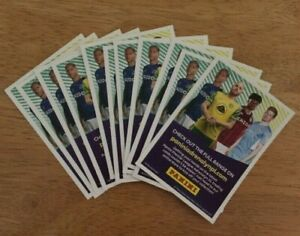 PANINI ADRENALYN XL PREMIER LEAGUE 2021/22 ONLINE CODE CARDS X 50