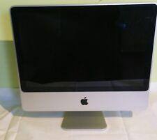 """Apple iMac 20""""/2.0GHZ Late 2008 Modell A1224 Als Ersatzteil/Defekt"""