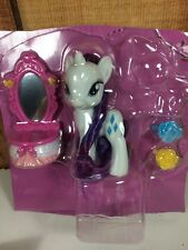 "My Little Pony Midnight in Canterlot Rarity Figure 4"" New 2016 Loose Vanity New"