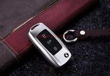Aluminium Auto Schlüssel Schutzhülle Abdeckung Etuis Für Volkswagen Falten Key