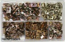 U CLIPS SPEED FASTENERS Spire Auto Captive Screw, ASSORTED BOX,SIZE 6,8,10,12,14