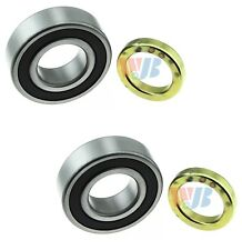 Pair Set of 2 Rear WJB Wheel Bearings for Ford Bronco Lincoln Versailles Mercury
