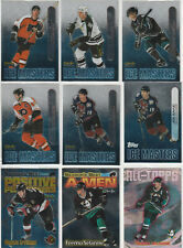 MAGNUS ARVEDSON 1999-00 O-PEE-CHEE CHROME SEASON'S BEST POSITIVE PERFORMERS #4