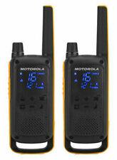 Motorola T82 Extreme Walkie Talkie Twin Pack - B8P00810YDEMAG