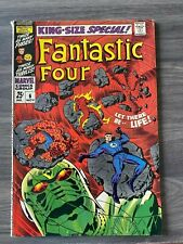 Fantastic Four Annual #3 and #4 and #6