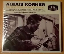 ALEXIS KORNER The Roots Of UK Rock 'N' Roll (CD neuf scellé/sealed)