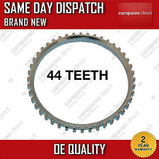 RENAULT MEGANE (ALL MODELS) 44 TEETH DRIVESHAFT ABS RELUCTOR RING 1996>2005 NEW