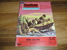 PERRY RHODAN # 386 -- l'aide de sol // 1. édition 1968