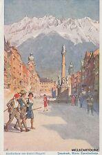 AUSTRIA - Innsbruck - Maria Theresienstrasse - Mazzetti