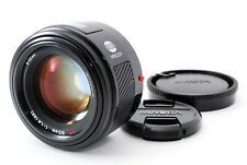 Minolta AF 50mm f/1.4 For Sony A mount Single focus Lens From Japan Exc++