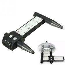 PCD Wheel Lug Space Measuring Tool Rim Bolt Calliper Gauge Ruler 4 5 6 8 Lug 1X