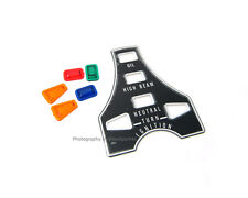 Pilot Light Sticker & reflectors for HONDA CB750F CB750K CB400F CB550F CB550K