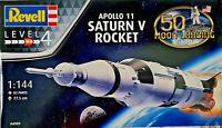 Apollo 11 Saturn V Rocket Saturno 5 Missile Lunare - Revell Kit 1:144 - 04909