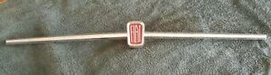 Fiat 128 sedan series 1 Grille centre badge with wings (new) original Fiat