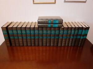 """Enciclopedia universale Rizzoli Larousse completa di 23 libri"""""""