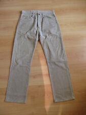 Pantalon Levi's 551 Marron Taille 40 à - 58%