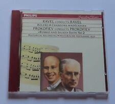 Maurice Ravel + Sergei Prokofjew  Ravel: Boléro - Chansons Madécasses / Prokofie