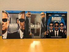 Men In Black Trilogy Blu-rays