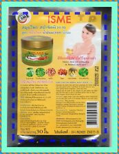 Isme Curcuma Herbal Body Scrub Spa