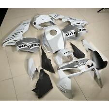 White Gray ABS Fairing Bodywork Kit For Honda CBR600RR F5 2005 2006 05 06 31AB
