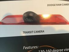Dodge- New Ram Truck Backup Camera System.