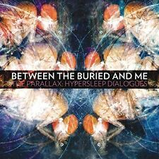 Between The Buried And Me - The Parallax Hypersleep Dialogues [CD]