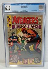 Avengers #22 CGC 6.5 Silver Age  featuring Enchantress!