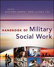 Handbook of Military Social Work (2012, Hardcover)