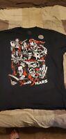 Universal Studios Halloween Horror Nights 2020 HHN 30 Icons Shirt XL NEW w/Tags