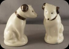 Vintage RCA Nipper Salt and Pepper Shakers (Lot 3)