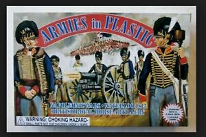 Armies In Plastic 1/32 Napoleonic Wars British Royal Horse Artillery 1815 HEADER
